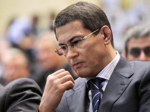 Радий Хабиров назначен и.о. городского округа Красногорск