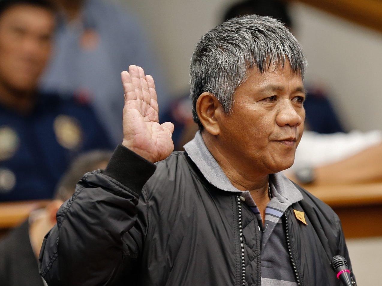 Киллер обвинил президента Филиппин взаказных убийствах— Погибла тысяча человек