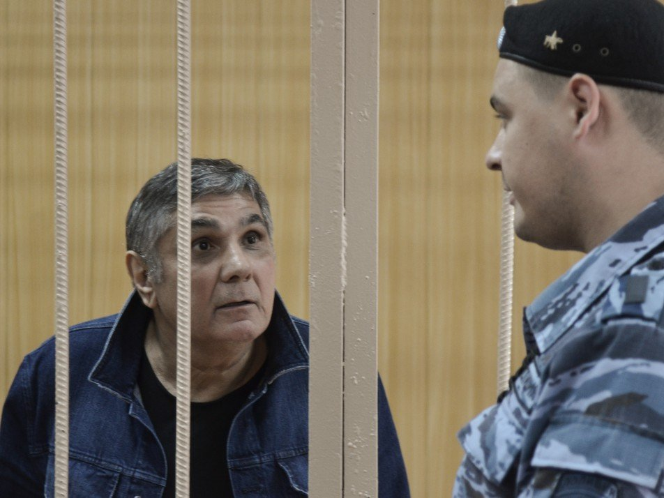 «Вор взаконе» Шакро Молодой останется под арестом до15марта