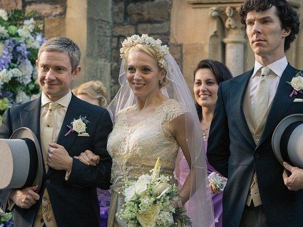 Звезду сериала «Шерлок» обокрали впроцессе вручения «Эмми»