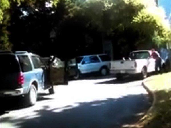 Полиция стреляет в афроамериканца в городе Шарлотт