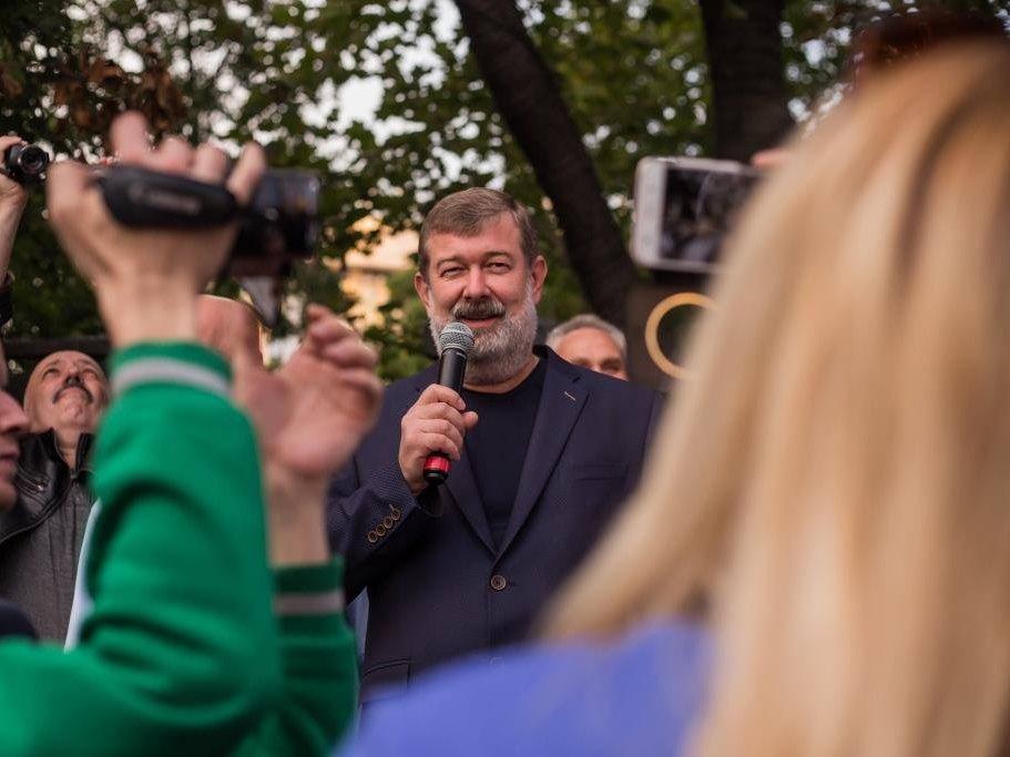 Оппозиционер Вячеслав Мальцев уехал из Российской Федерации из-за открытого дела обэкстремизме