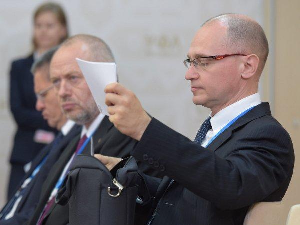 Сергей Кириенко на саммите Брикс.