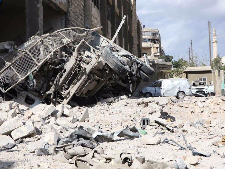 Для восстановления гуманитарных пауз вАлеппо нужны гарантии ООН— МинобороныРФ