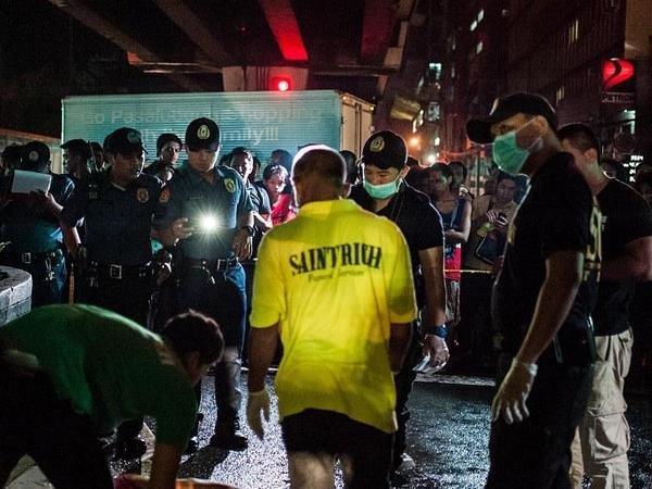 НаФилиппинах сделаны отряды для убийства наркоторговцев