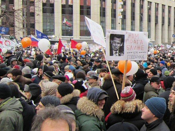 Оппозиция подала заявку напроведение в столице митинга против войны вСирии