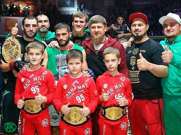 Кадыров обзавелся личным каналом вTelegram