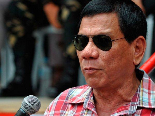 Ясожгу ООН дотла— Президент Филиппин
