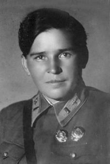 Мемория. Полина Осипенко