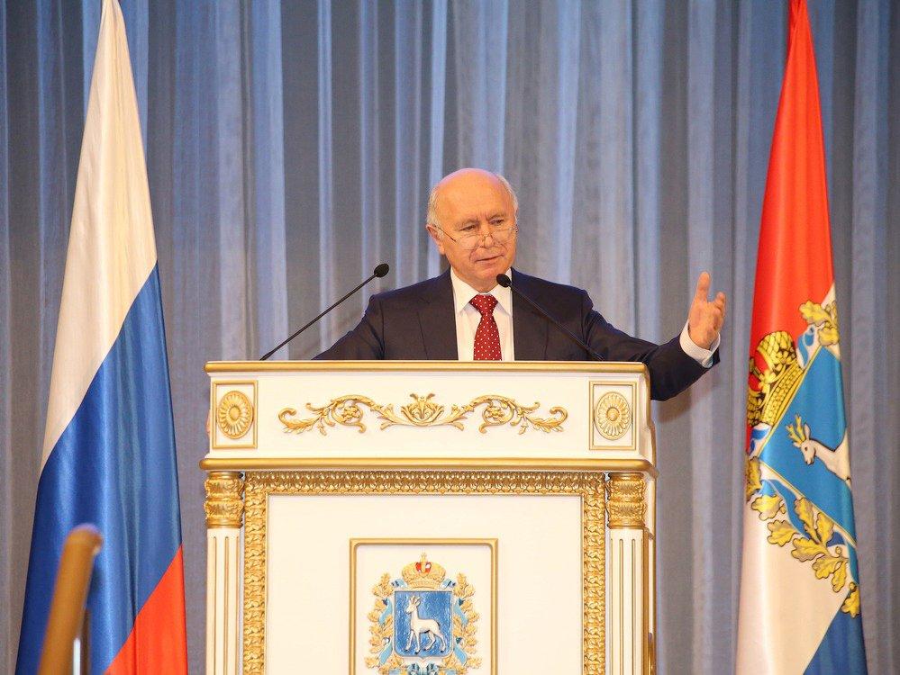 ВКремле передумали увольнять руководителя Самарской области. Онеще может понадобиться