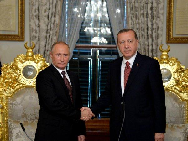 ВКремле отреагировали напризыв Эрдогана свергнуть Асада