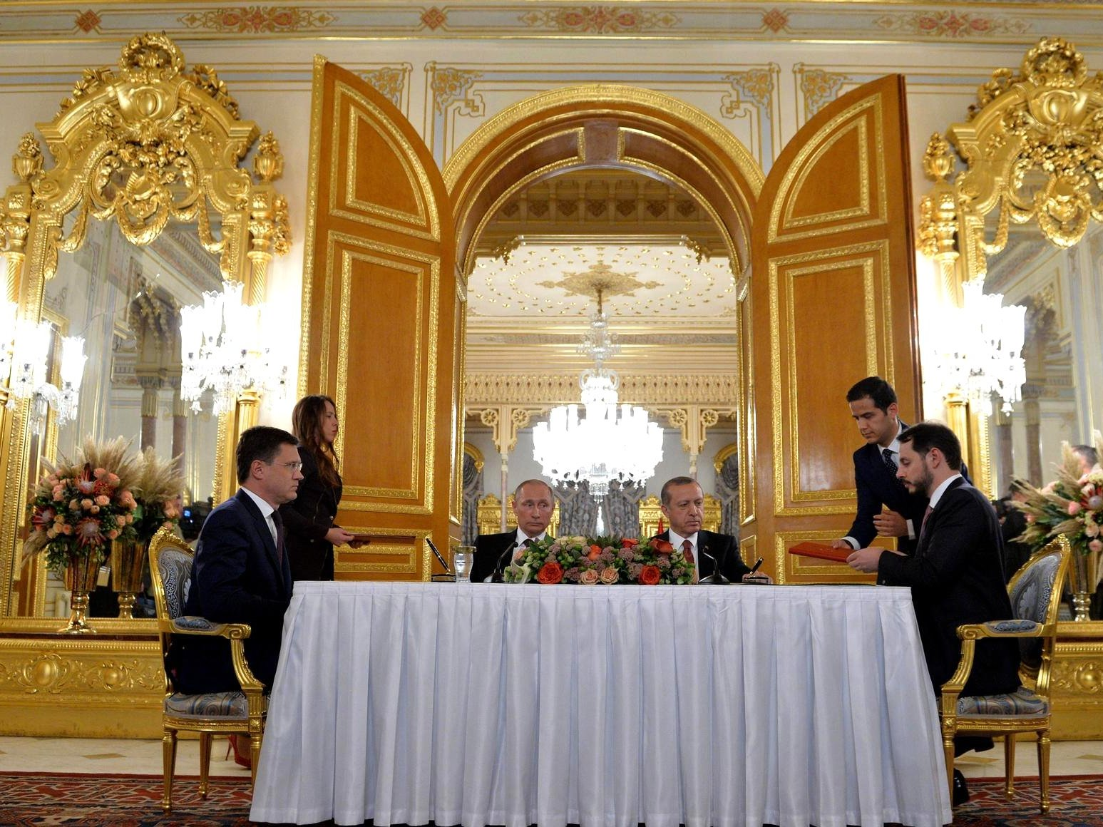 Совфед ратифицировал соглашение опроекте газопровода «Турецкий поток»