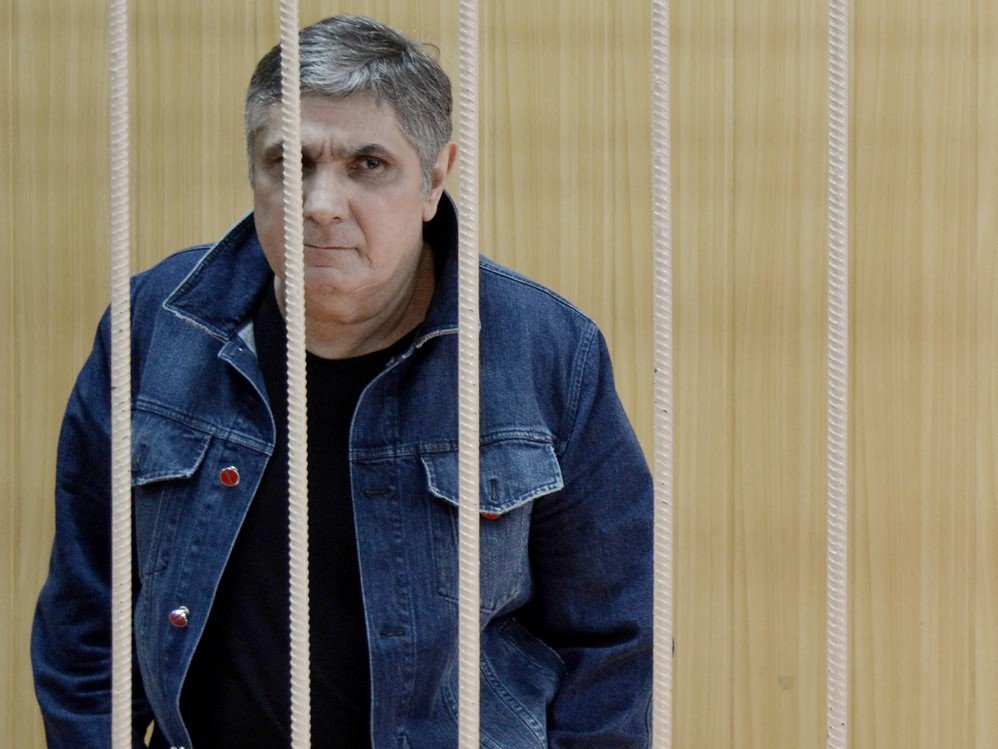 Шакро Молодой был казначеем всех противозаконных сообществ Российской Федерации