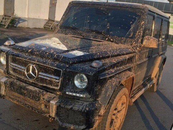 Росимущество: вседорожный автомобиль, изъятый уШамсуарова, пока непланируется выставлять наторги