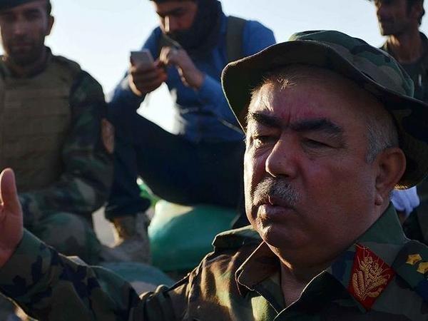 Вице-президент Афганистана ранен встолкновении сталибами
