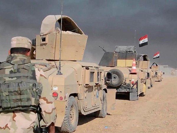 ВМосул вошла армия Ирака