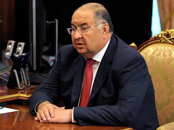 Алишер Усманов продаст свои телевизионные активы
