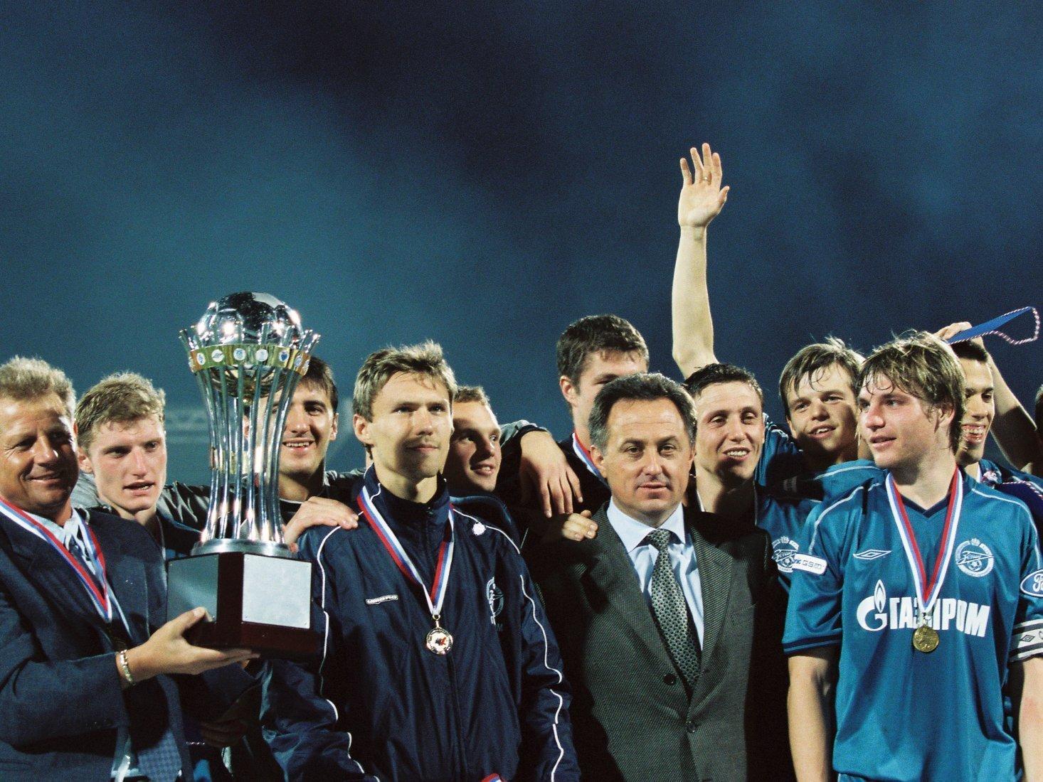"""Cарсания: «Вближайшее время """"Зенит"""" планирует подписать еще одного россиянина»"""