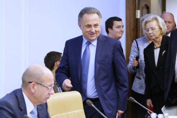 Медведев представил Мутко фразой «лет миспик фром май харт»