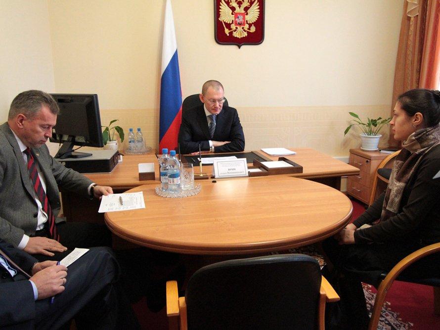Уралец может возглавить управления внутренней политики президента