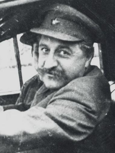 Мемория. Серго Орджоникидзе