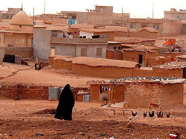 Деревня в предместьях Мосула