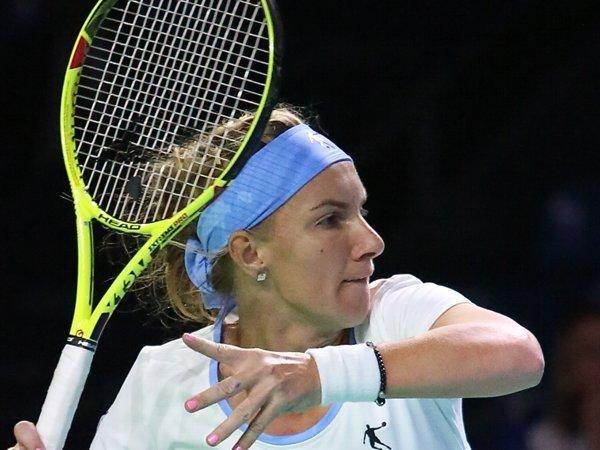 Теннисистка Светлана Кузнецова стала победительницей турнира Кубок Кремля
