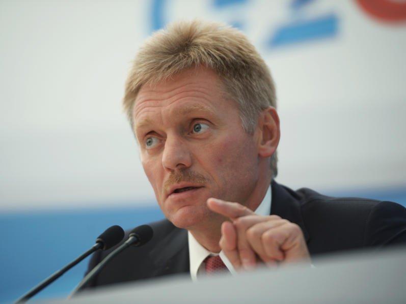 Песков ответил навопрос овыдвижении Владимира Путина навыборы 2018г.
