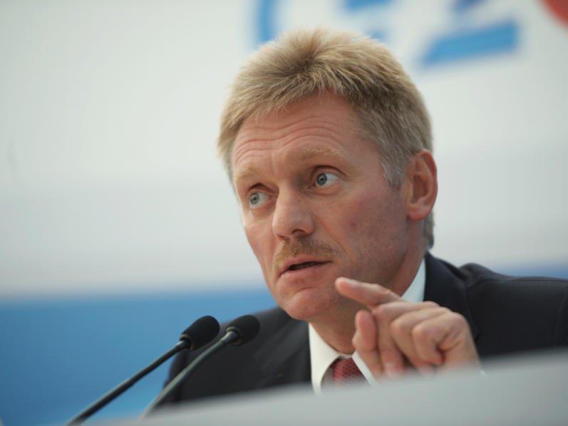 Песков порекомендовал следователям отказаться отпринципа «посекрету всему свету»