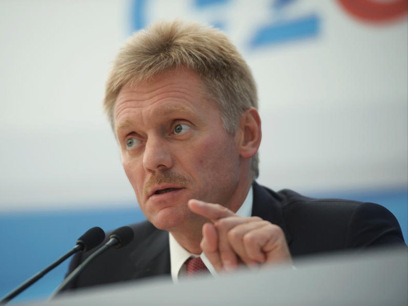 Песков строго ответил прокурору Черногории, обвинившемуРФ впопытке перелома