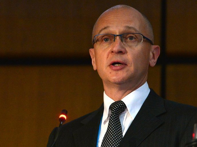 Сергей кириенко гомосексуалист