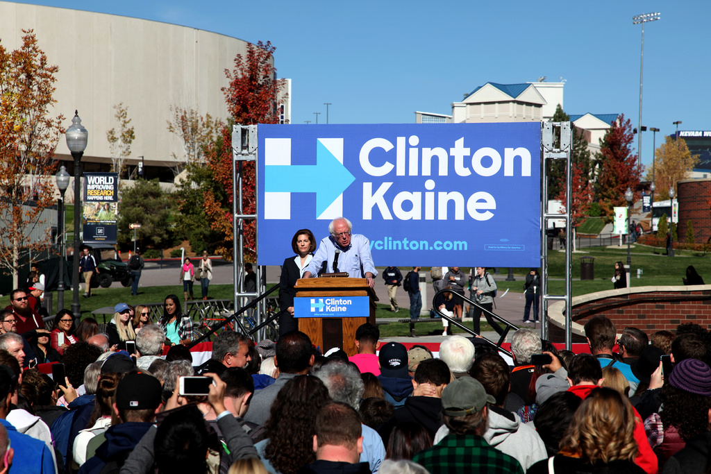 Трамп vs. Клинтон: из двух зол