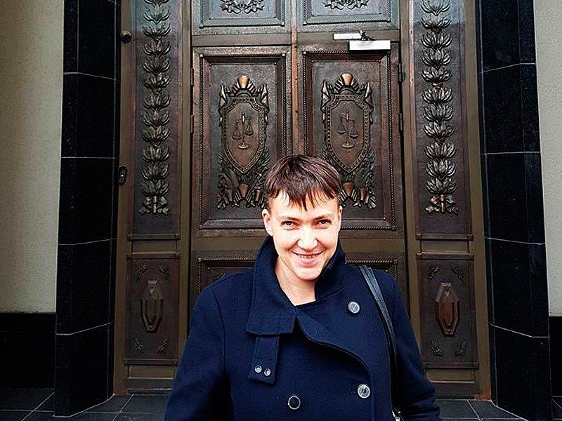 Спикер Рады объявил, что Савченко исключили из«Батькивщины»