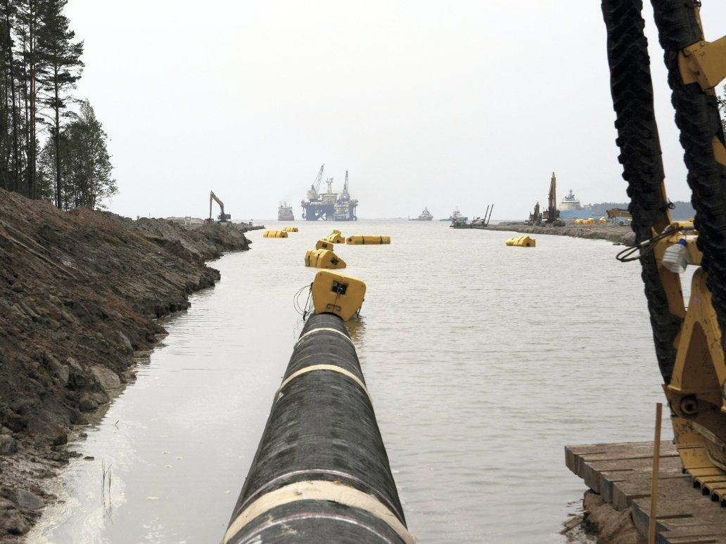 WSJ узнала оразрешении «Газпрому» увеличить поток газа поOPAL