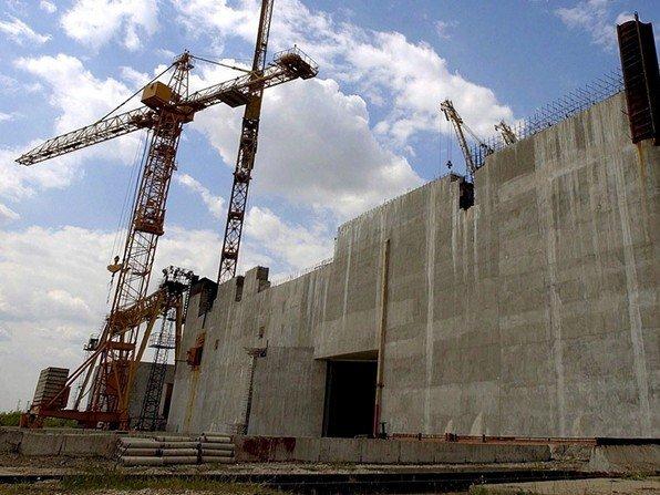 "АЭС ""Белене"", Болгария."