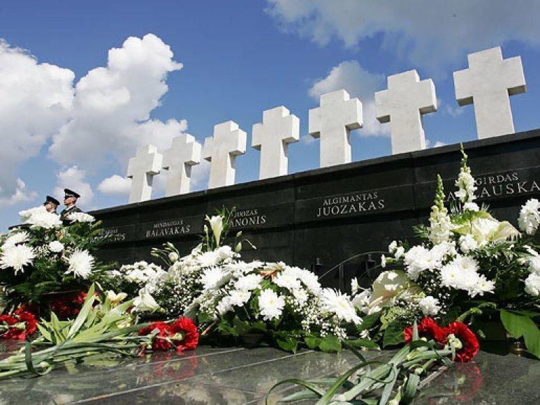 Власти Литвы признали бывших омоновцев виновными врасстреле 7-ми человек