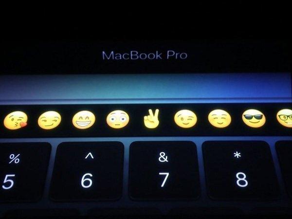 Apple представила новейшую линейку MacBook Pro
