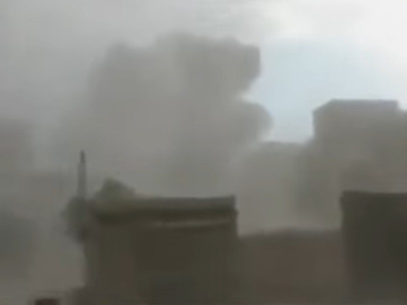 Посольство РФ вСирии обстреляли изминометов