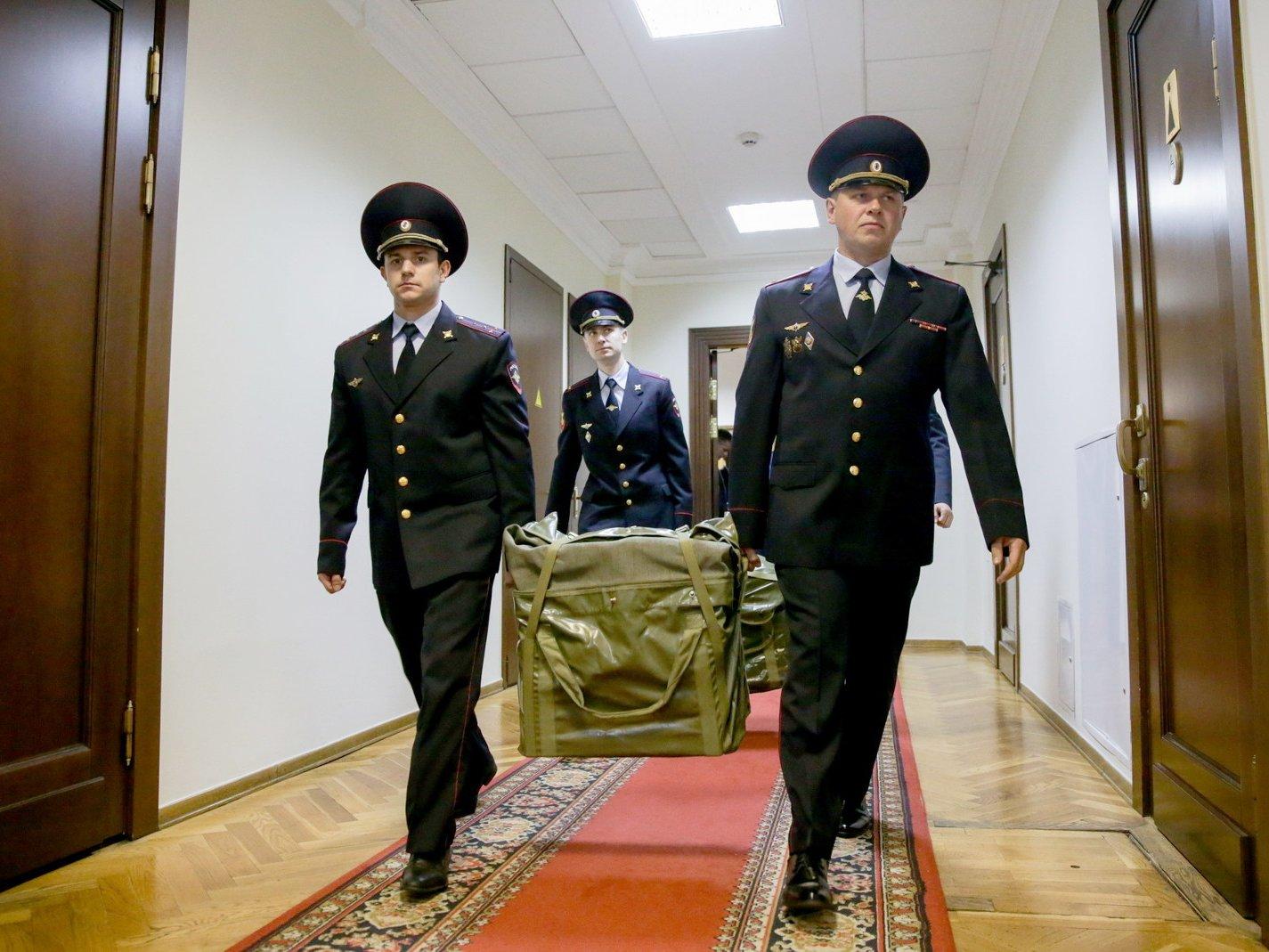 Российское руководство приняло кисполнению бюджет на нынешний год