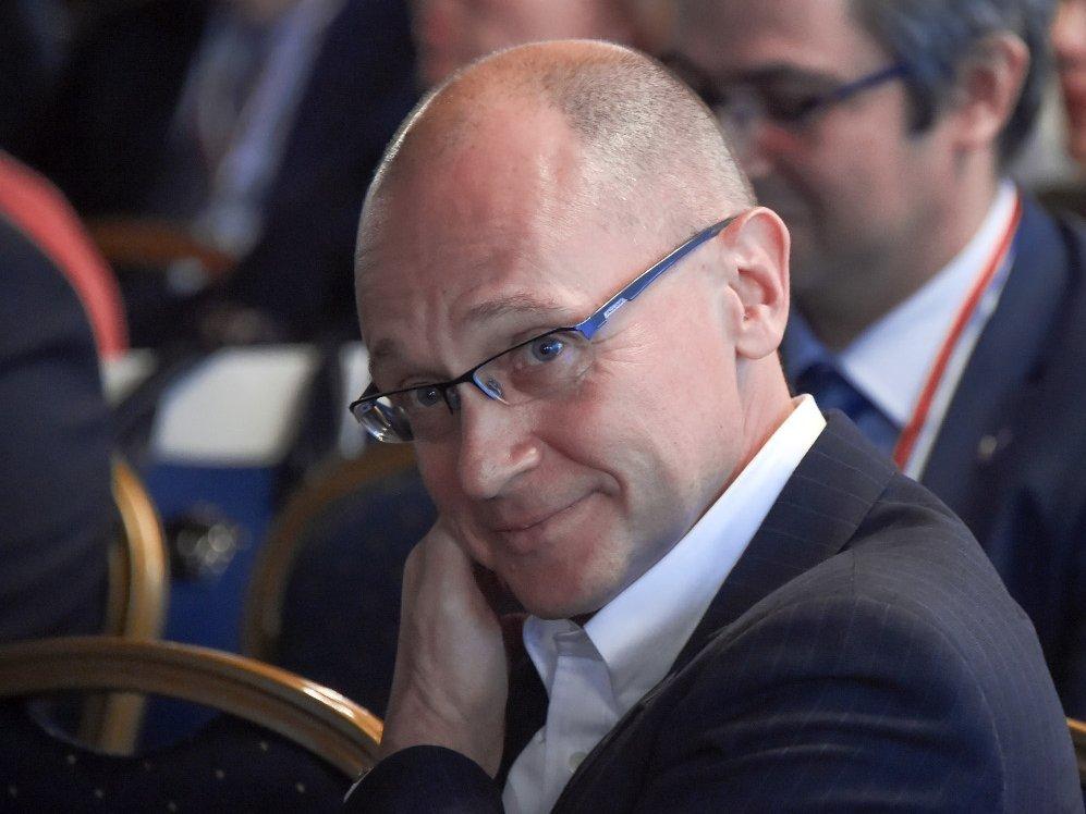 Предвыборный штаб Владимира Путина возглавит Кириенко