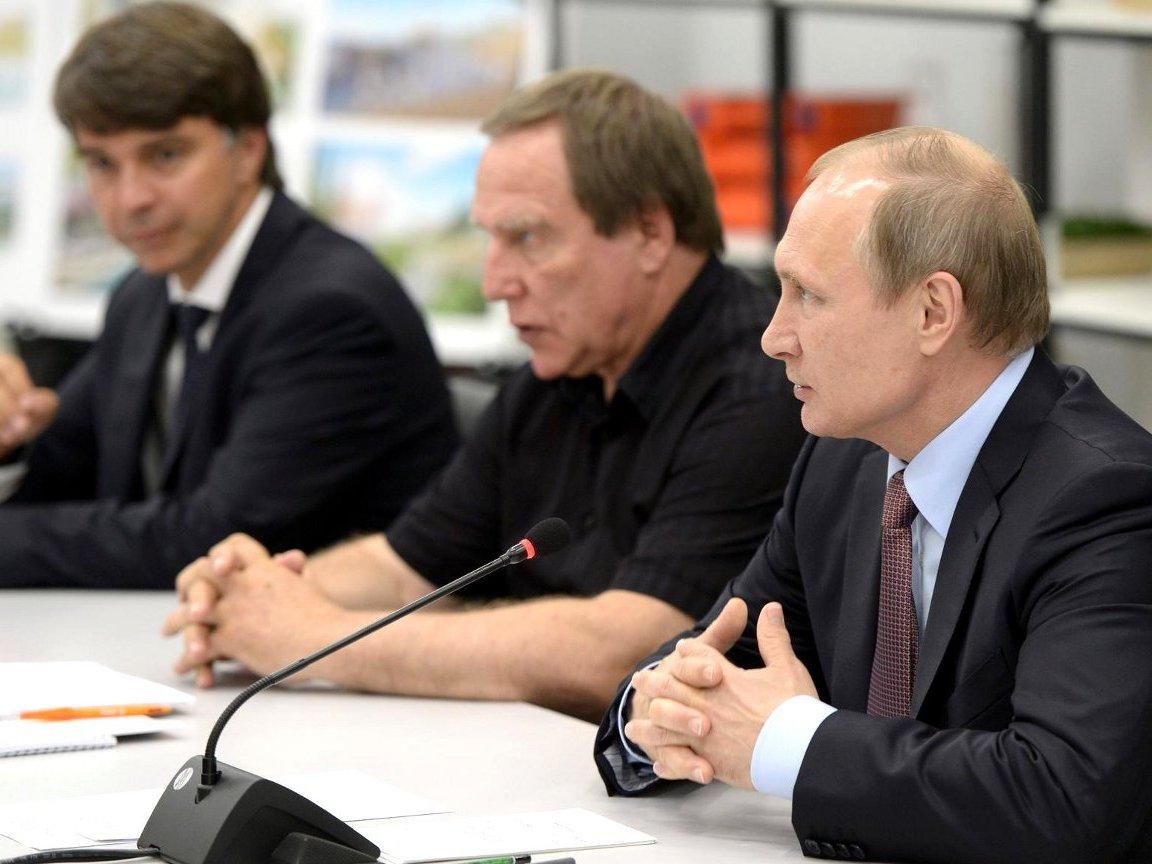 Минобрнауки предлагает ужесточить порядок получения субсидий изфедерального бюджета фондом Сергея Ролдугина