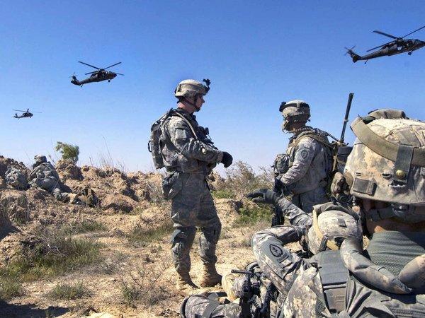 Спецназ США в Сирии.