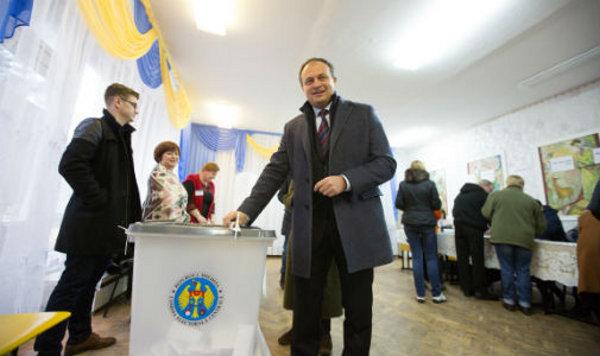ВКремле прокомментировали результаты выборов вМолдавии