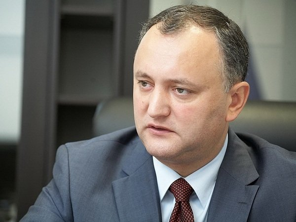 Додон: Янеподпишу ниодного антироссийского закона