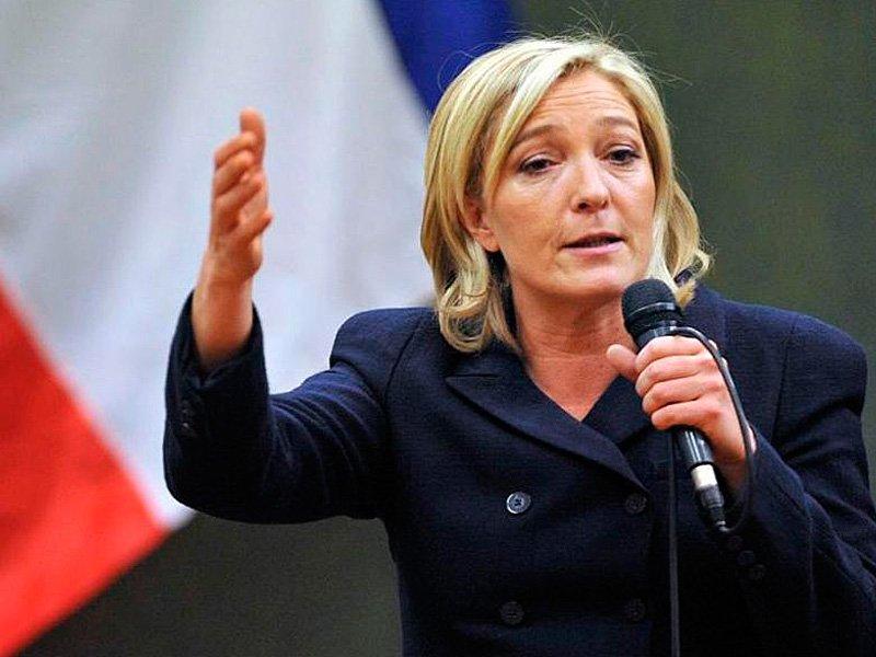 Друга ЛеПен обвинили поделу опредвыборных кампаниях Нацфронта