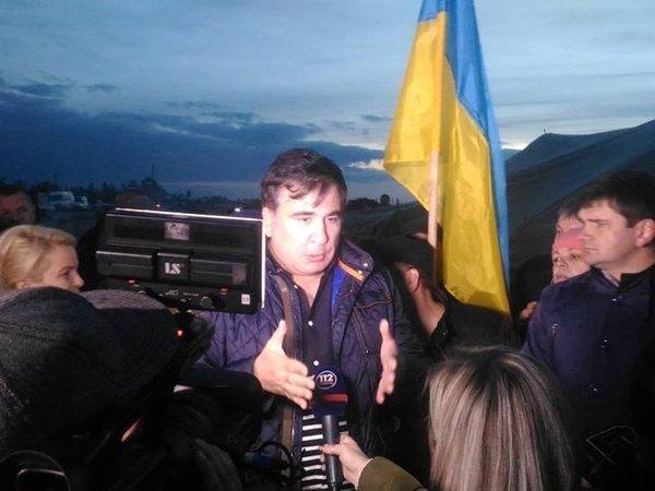 Обращение Саакашвили в связи с лишением гражданства (видео)