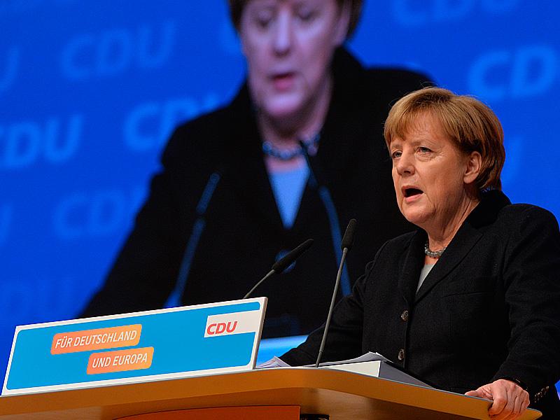 Большинство германцев хотят, чтобы Меркель осталась канцлером
