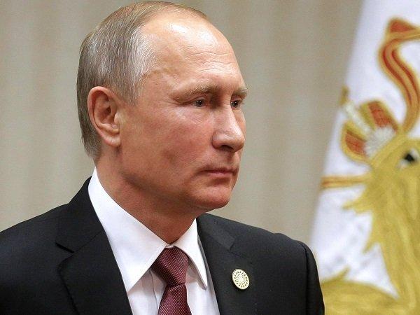 Путин иОбама встретились вПеру ипожалели государство Украину