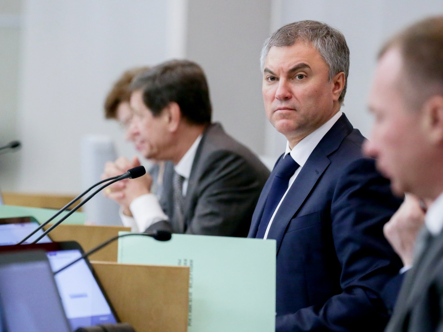Спикер Государственной думы Вячеслав Володин выступает против идеи вернуть смертную казнь