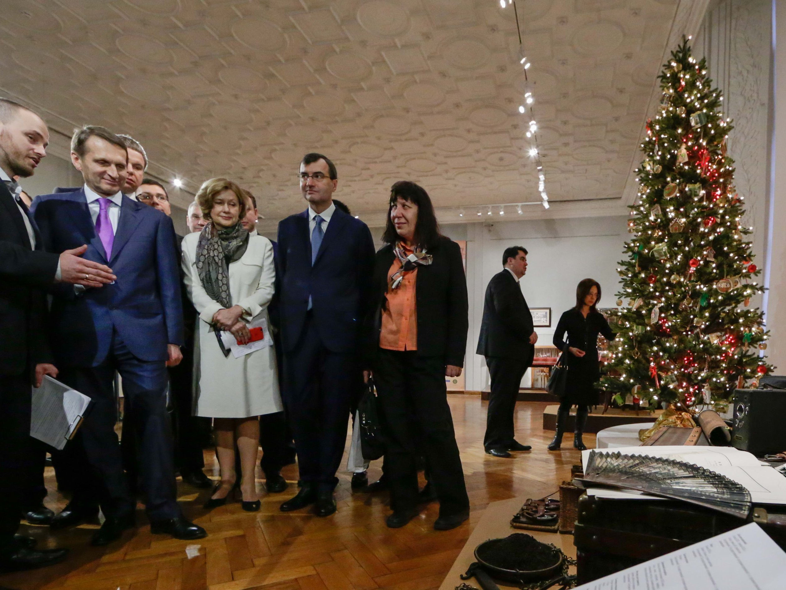 Володин отменил новогодние корпоративы в государственной думе